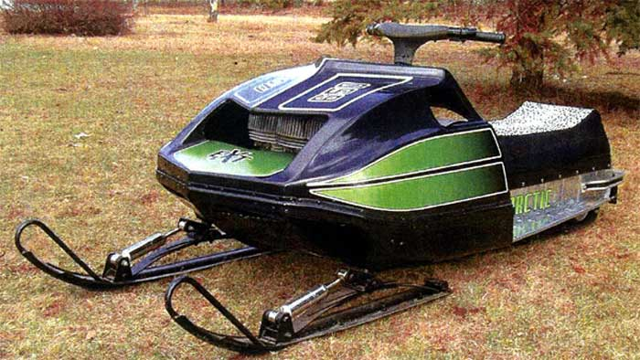 Arctic Cat Ext  Top Speed