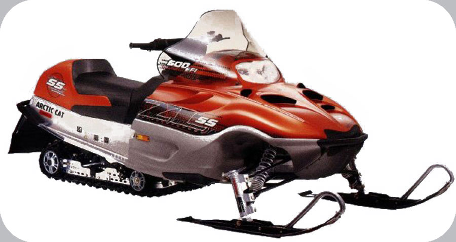 Arctic Cat Zlss