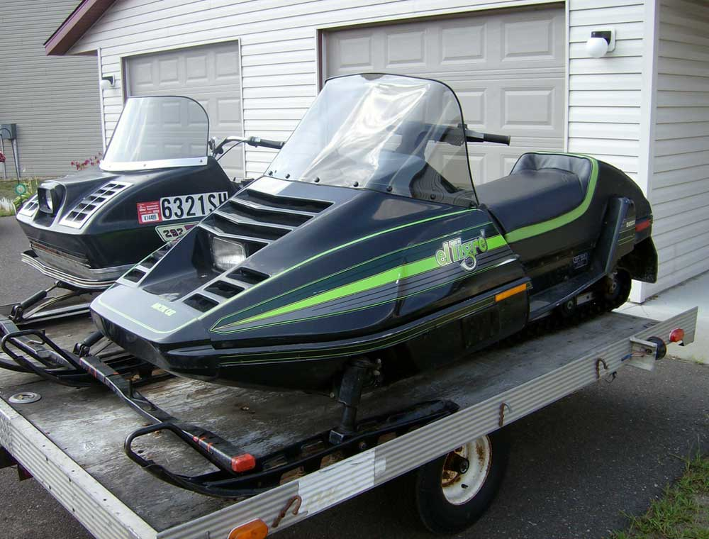 Arctic Cat El Tigre  Free Air