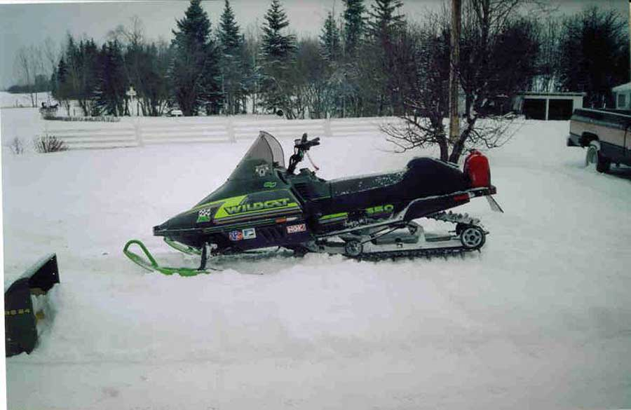 The Boss Cat Legacyrhbosscatlegacy: 1988 Arctic Cat Wildcat 650 Wiring Diagram At Elf-jo.com