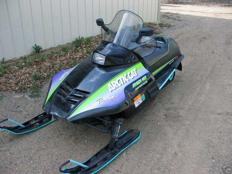 Arctic Cat Prowler Snowmobile Specs