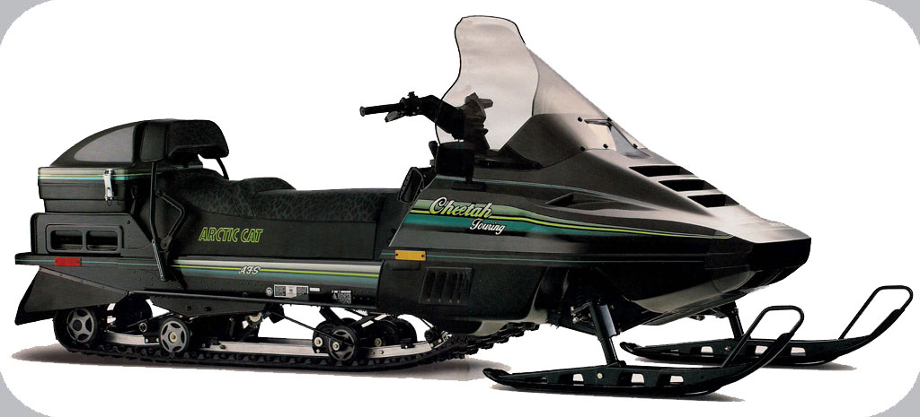 Arctic Cat Cheetah Touring Specs