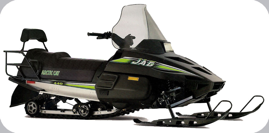 Arctic Cat Jag  Top Speed