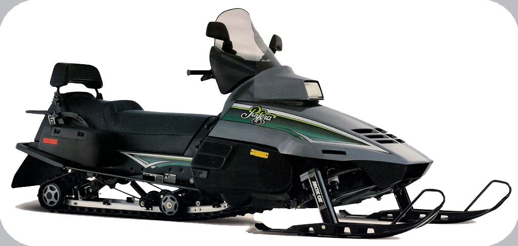 What Size Track Is On A  Arctic Cat Prowler