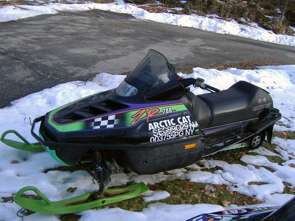 Arctic Cat Zr  Horsepower