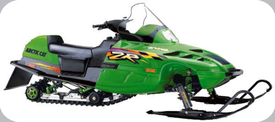 Zr  Arctic Cat Production Years