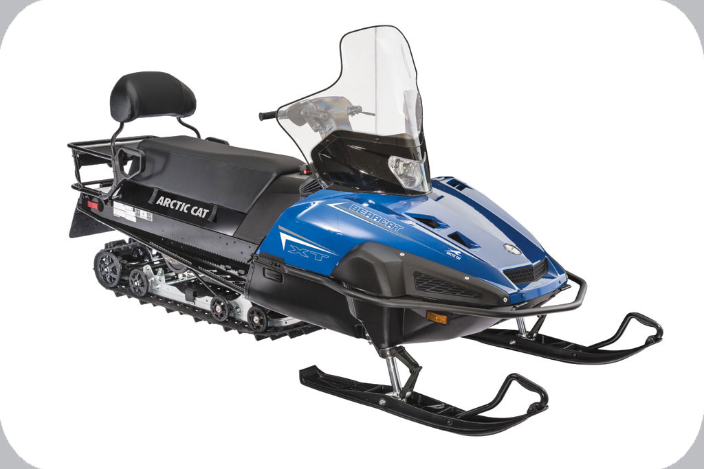 Arctic Cat Bearcat Xt