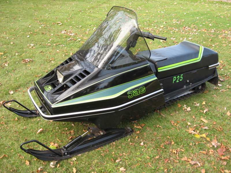 Arctic Cat Jag  Images