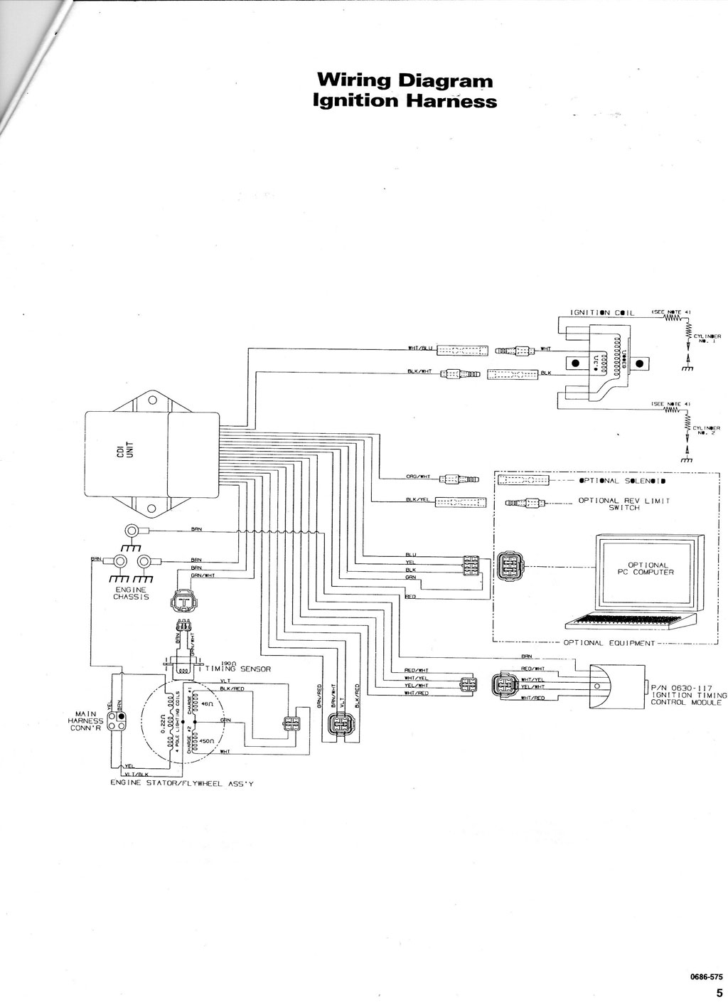 arctic cat f1000 wiring diagram