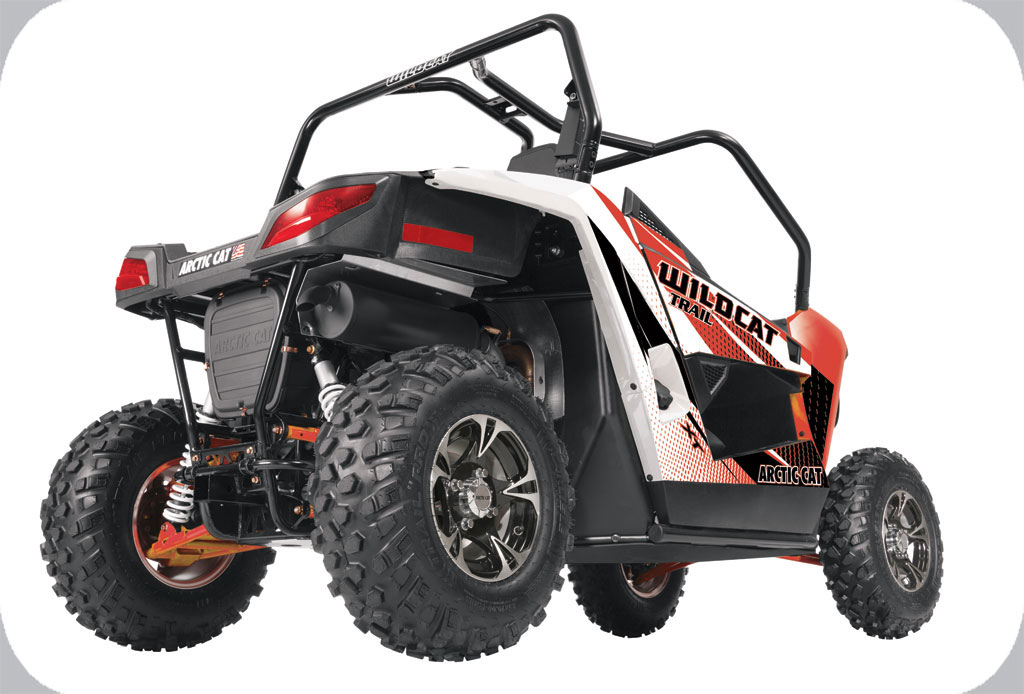 Arctic Cat Wildcat Trail Xt