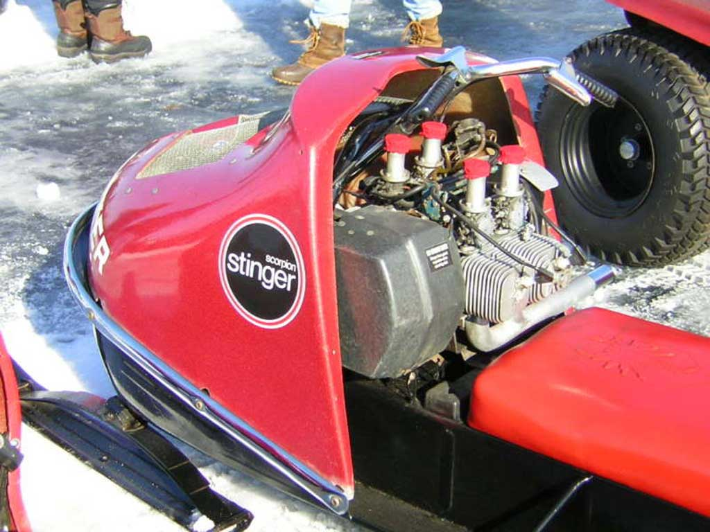 1967 Panther Hirth Drone Holy Moley