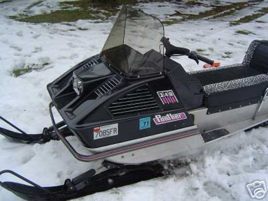 1972 arctic cat puma