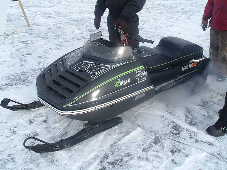 Arctic Cat F Hood For Sale