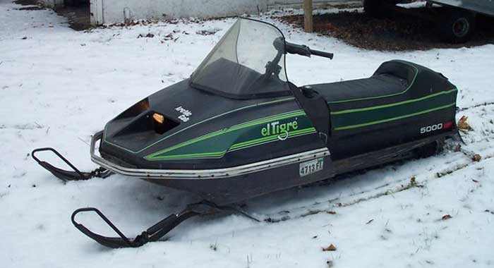 Arctic Cat F L