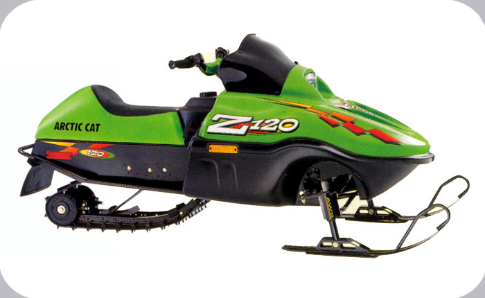 Arctic Cat Z