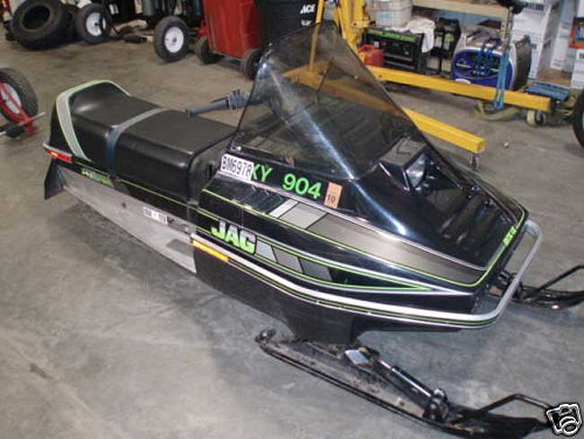 Arctic Cat Panther Deluxe