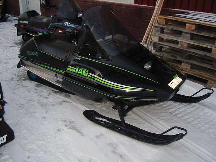 Arctic Cat Ext  Specs