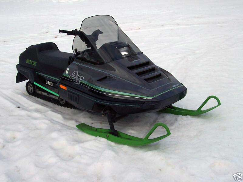 1990 Arctic Cat Pantera 2up 440cc L C