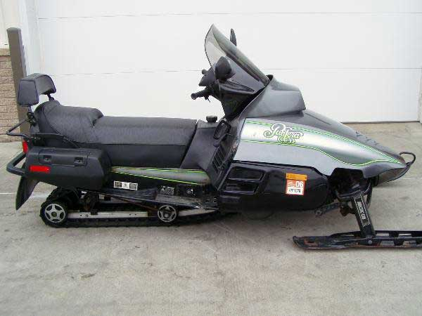 Arctic Cat  Panther Parts