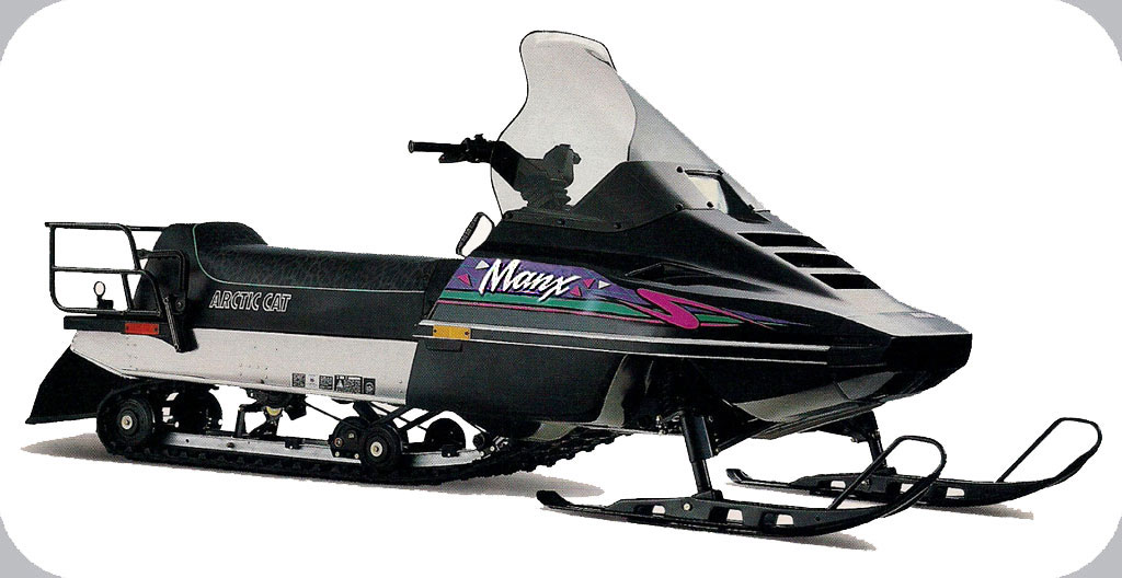 Arctic Cat Mountain Cat  Specs