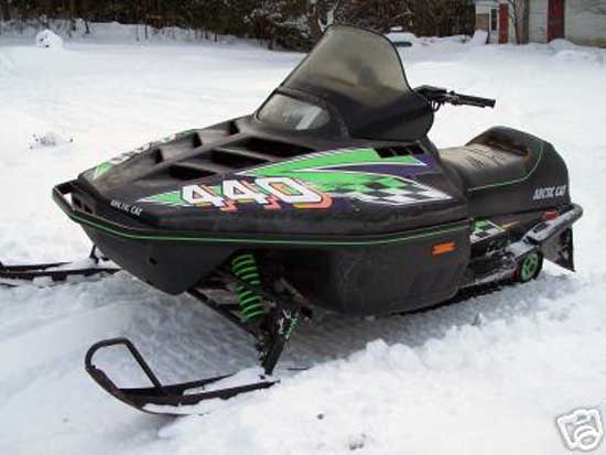 Arctic Cat F For Sale