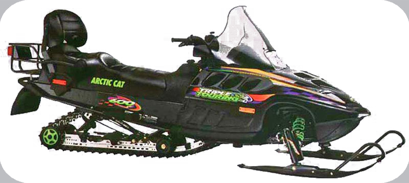 Arctic Cat  Specs