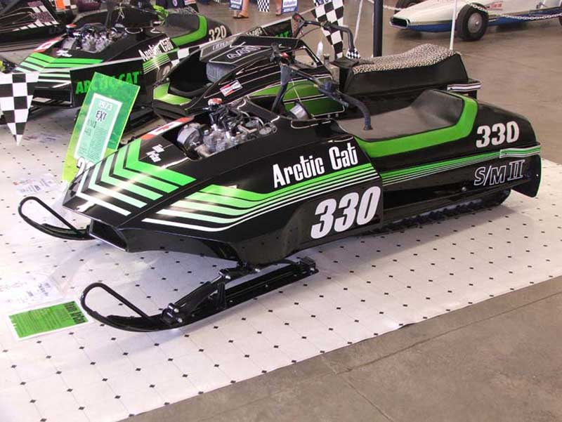 Arctic Cat Triple